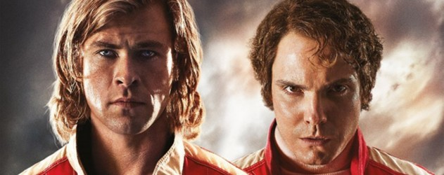 Le film Rush : La rivalité entre James Hunt et Niki Lauda