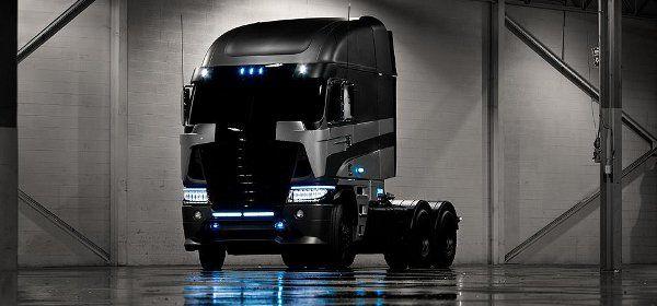 Truck Freightliner Argosy dans Transformers 4