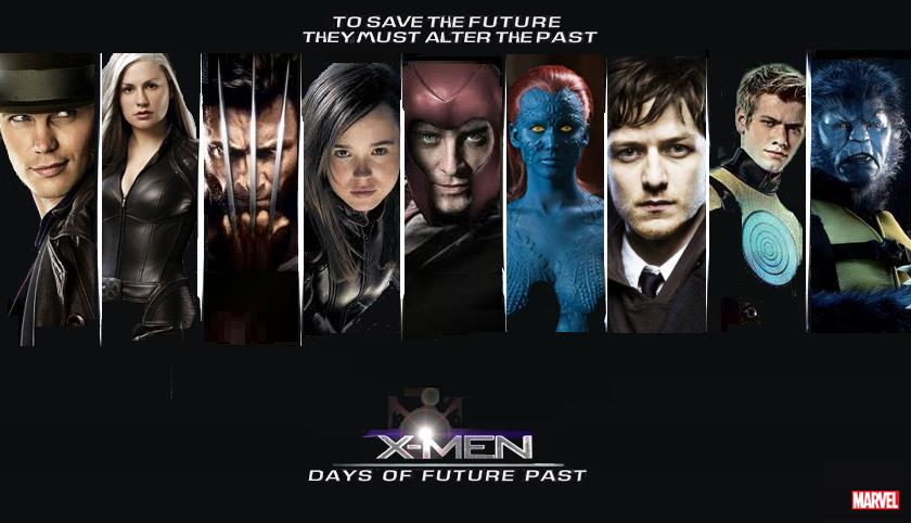 Une scène post générique de X-Men : Days of future past dans Wolverine : Le combat de l'immortel
