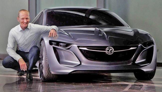 Concept Car Opel Monza 2013