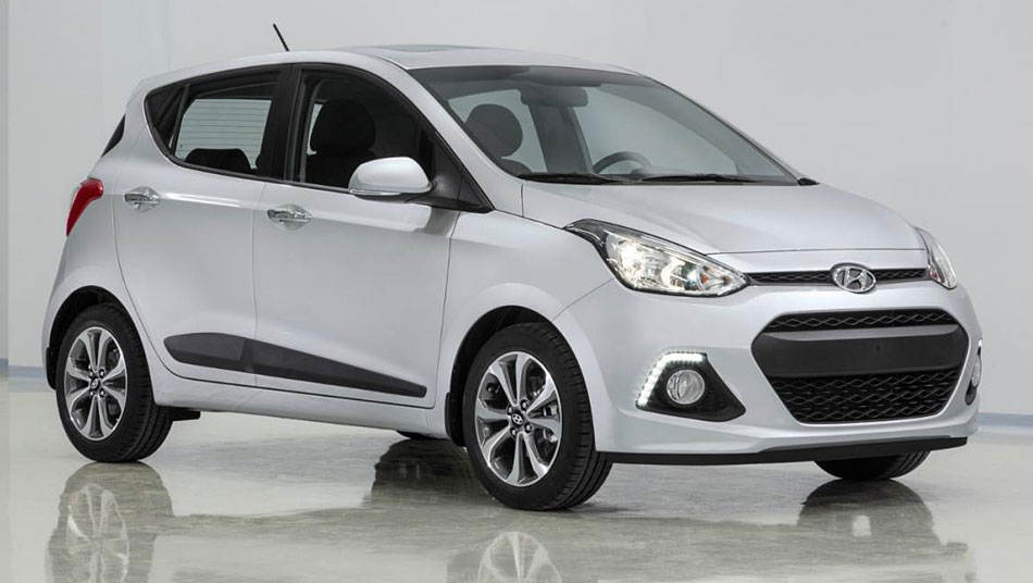 Hyundai i10 photo officielle