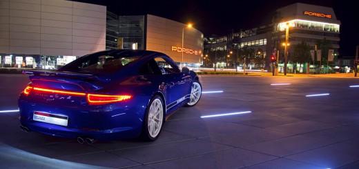 Porsche 911 Carrera 4S spécial 5M de fan