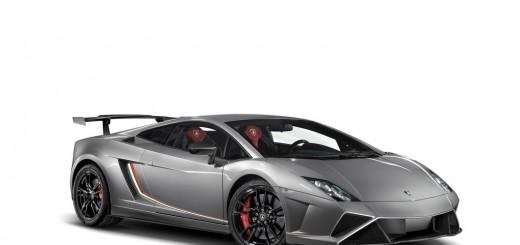 la Lamborghini Gallardo LP 570-4 Squadra Corse