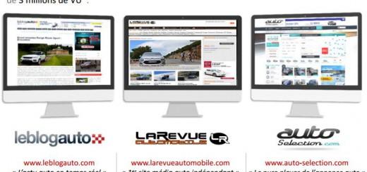 Regie Motors intègre Auto Sélection à son offre display