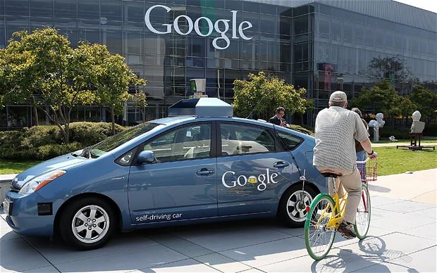 Google self-driving car pourrait bien devenir les nouveaux taxis du futur avec Uber