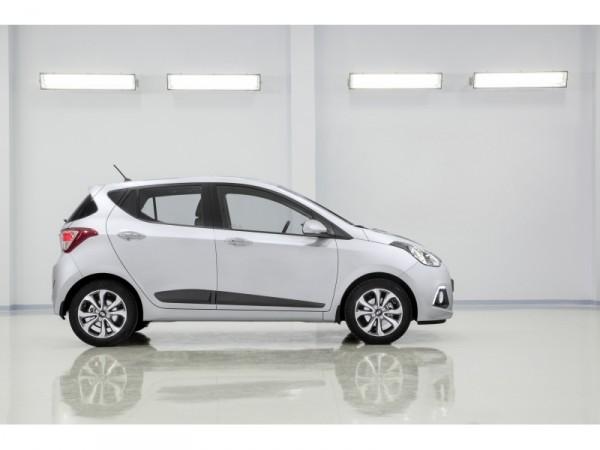 Hyundai i10 sera au Salon de Francfort 2013