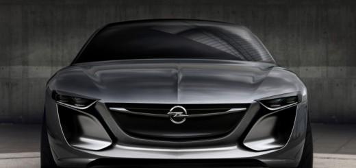 Concept Car Opel Monza sera au Salon de Francfort 2013