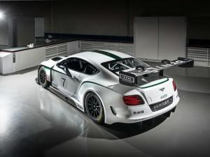 La nouvelle Bentley Continental GT3
