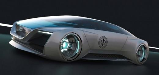 Une Audi imaginée pour le film Ender's game