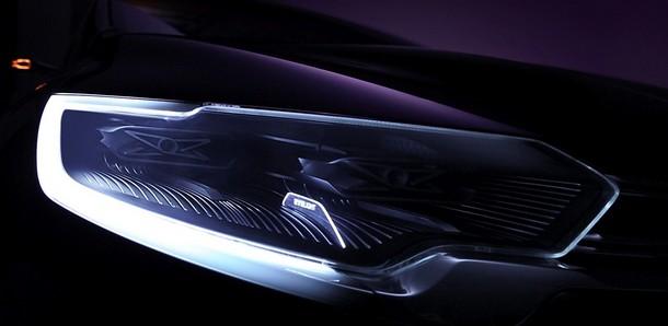 Teaser du Concept Renault  X-Space à Francfort