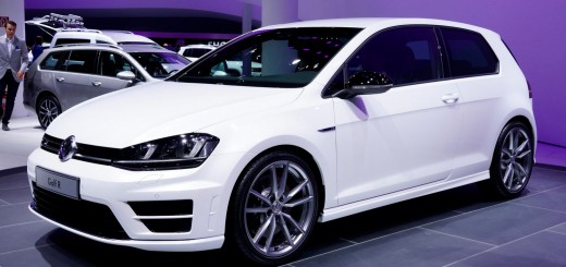 Volkswagen Golf R au Salon de Francfort 213
