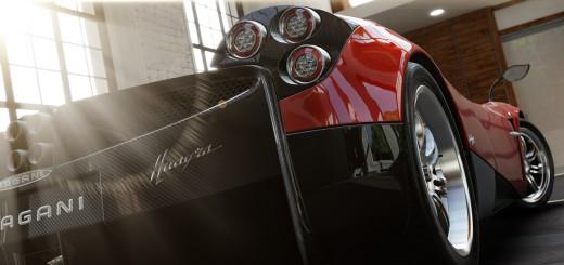 Pagani Huayra dans Forza Motorsport 5