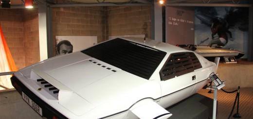 La Lotus Esprit sous-marine : la voiture de James Bond vendue à 650 000 euros