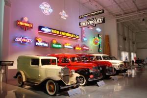salons automobile nord-américain detroit