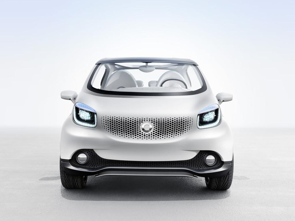 Smart Fourjoy concept 2013 de face