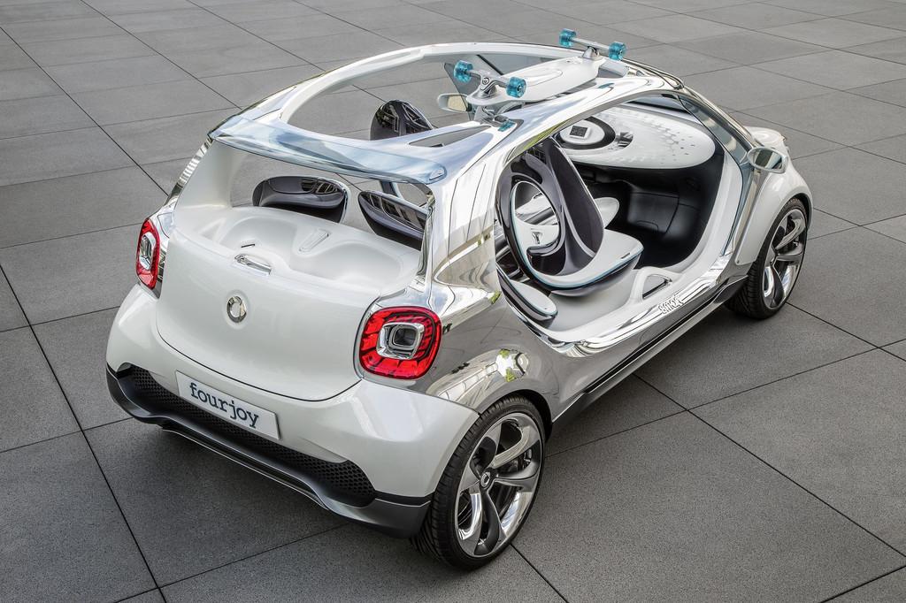Smart Fourjoy concept 2013 de dos