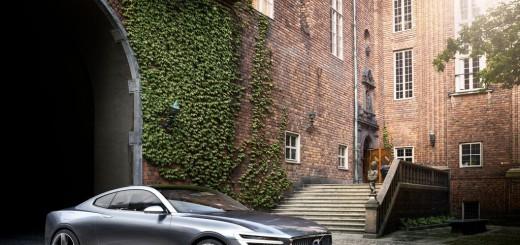 Volvo C Coupé Concept pour le Salon de Francfort 2013
