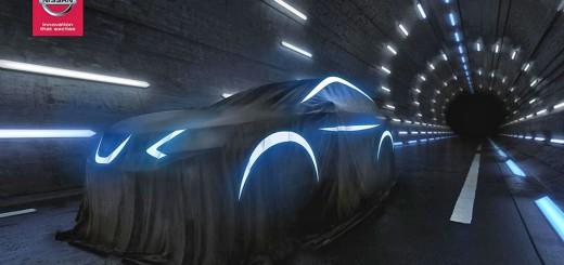 Photo teaser du Nissan Qashqai 2014