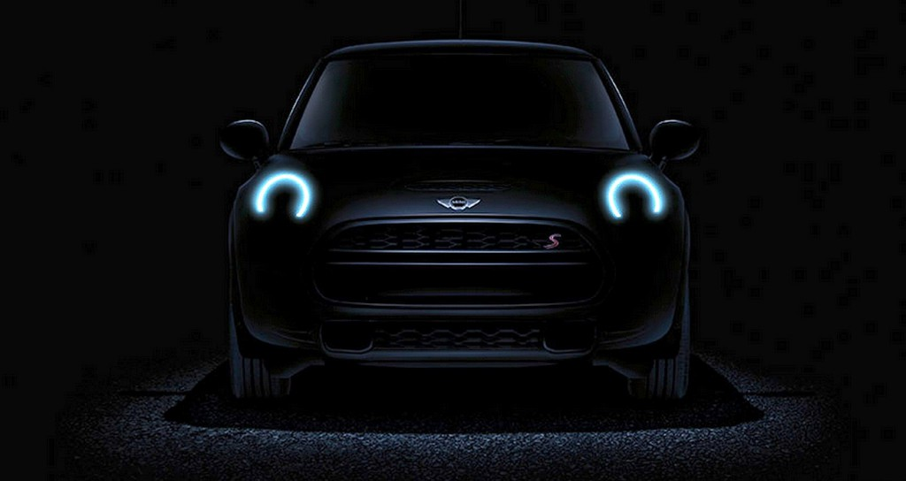 Nouvelle MINI 2014, Mini Cooper S : photo teaser