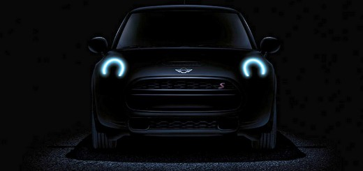 Nouvelle MINI 2014 : photo teaser