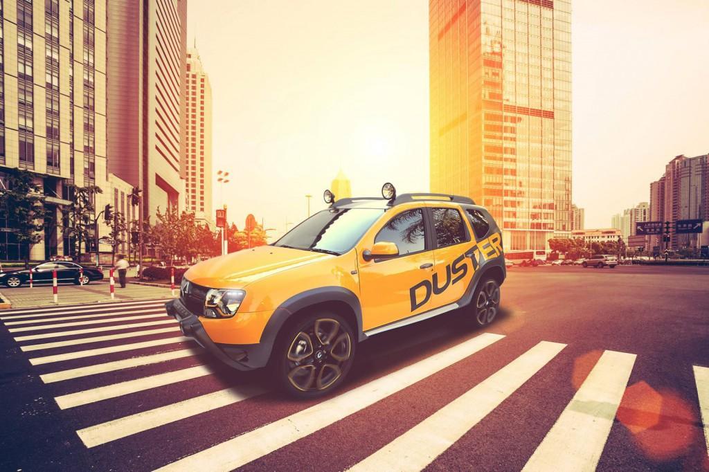 Renault Duster Détour Concept