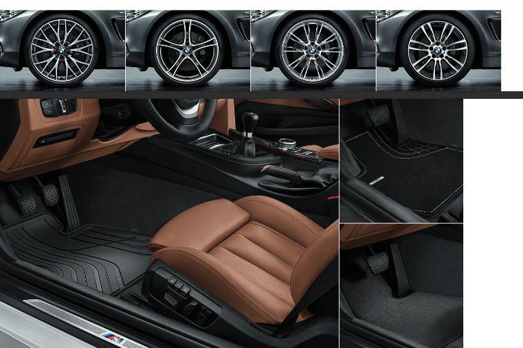 Intérieur BMW Serie 4 Cabriolet 2014