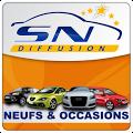 SN Diffusion, mandataire auto