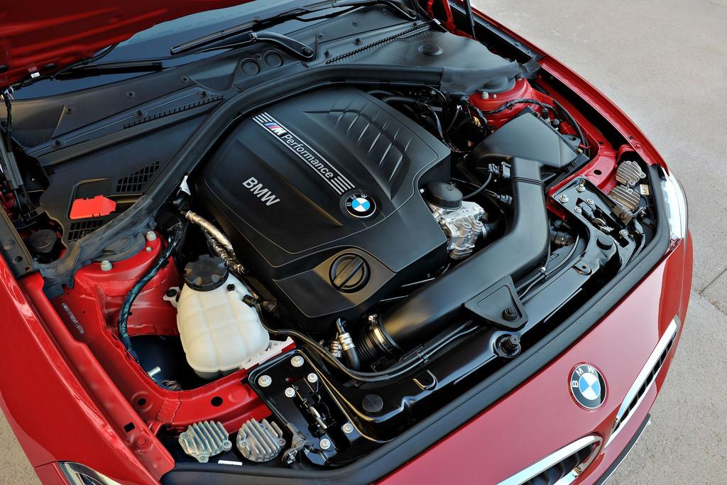 3 motorisations au lancement de la BMW Serie 2 coupé 2014