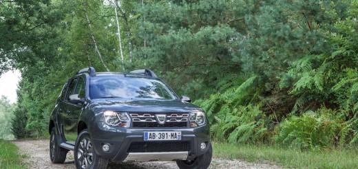 Nouveau Dacia Duster 2013