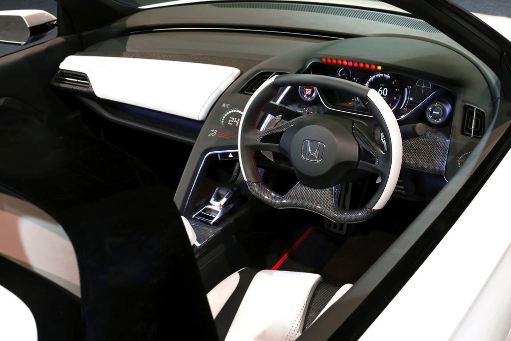 Intérieur Honda S660 concept