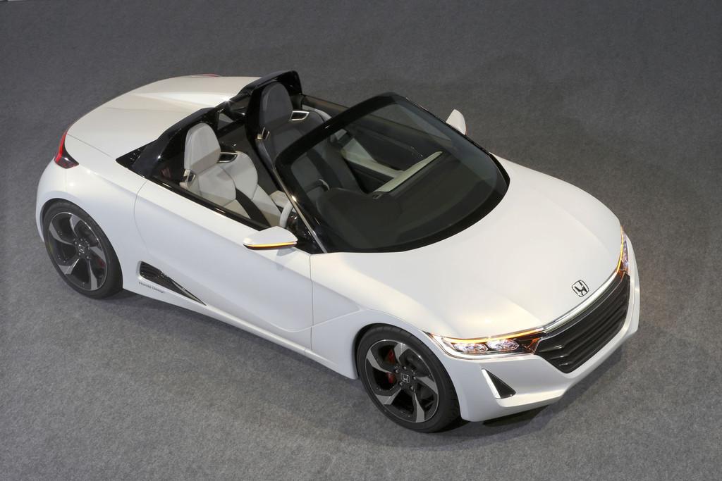 Honda S660 concept 2013