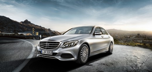 Mercedes Classe C : photo officielle