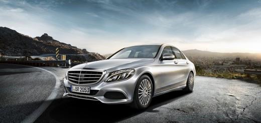 Mercedes Classe C : photo officielle