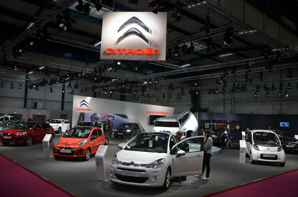 Le salon auto de toulouse de retour du 14 au 22 novembre for Toulouse salon