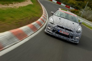Nissan GT-R Nismo 2014 Nordschleife du Nürburgring