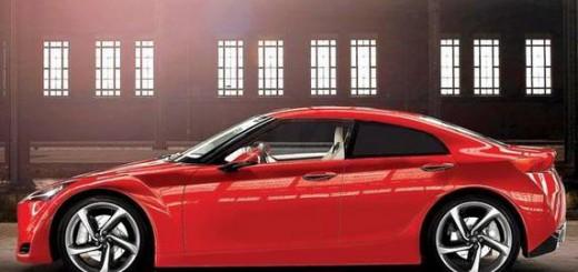 Toyota GT86 Sedan Concept
