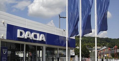 concessionnaire Dacia