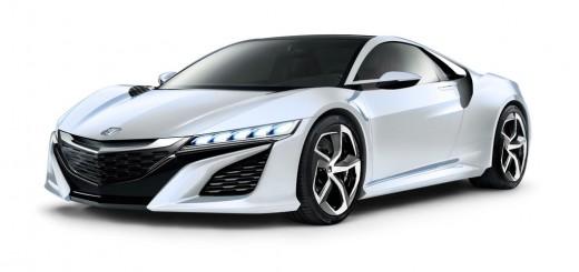 Honda Acura NSX Concept 2012
