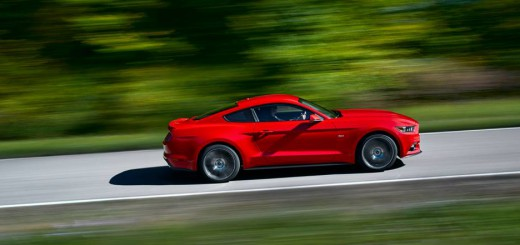 photo new ford mustang