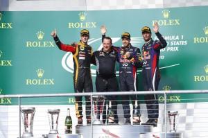 podium grand prix etats unis
