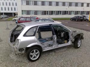 voiture volee