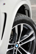 BMW X5 roue jante