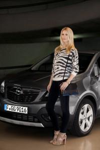 Opel Claudia Schiffer