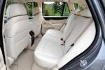 interieur BMW X5 arriere