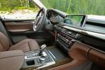 interieur avant BMW X5