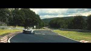 mclaren p1 nurburgring 4