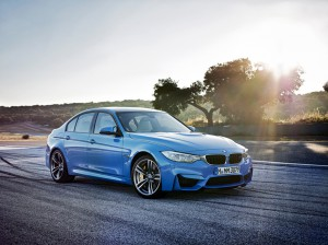 nouvelle BMW M3 Berline