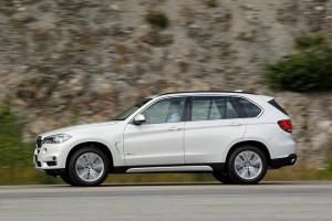profil nouveau BMW X5