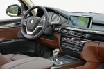 tableau bord et volant nouveau BMW X5