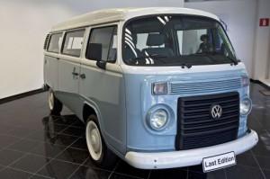 volkswagen combi last edition